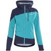 Endura SingleTrack Jacket Women blue/turquoise